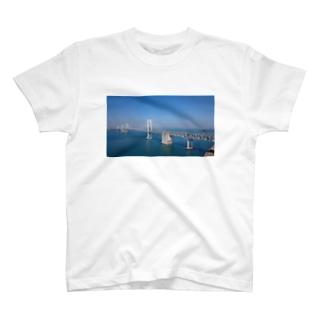 瀬戸大橋 T-shirts