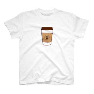 ALOHA コーヒー 024 T-shirts