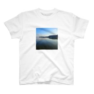 今日の始まり T-shirts