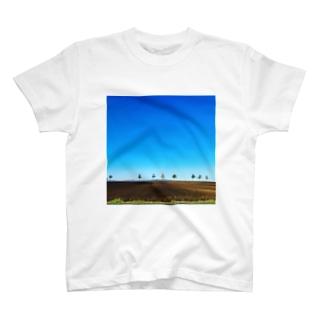 道の駅メルヘンの丘女満別 T-shirts