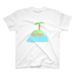 島-Island T-shirts