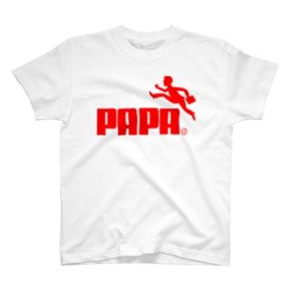 PAPA(パーパ)H.T. T-shirts