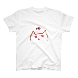恋するポップくん T-shirts