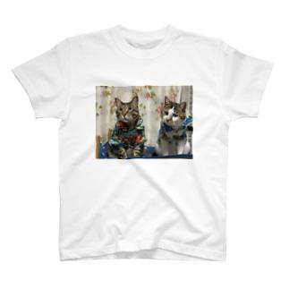 とらすず愚連隊すずまる T-shirts