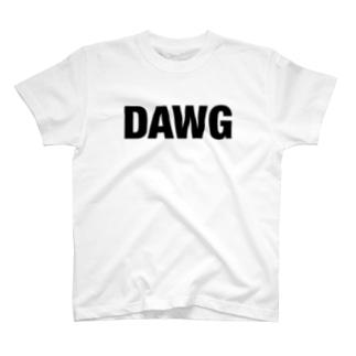 DAWG T-shirts