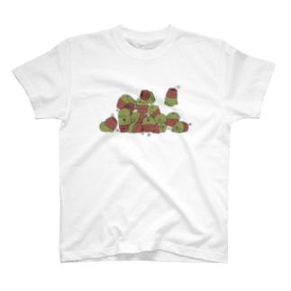 イッパイサボテン Tシャツ T-shirts