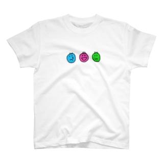 表情くん T-shirts