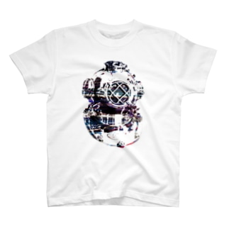 Marilyn'の潜水服 T-shirts