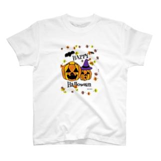 ハロウィーン T-shirts
