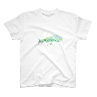 【空想標本】かげろうくん T-shirts