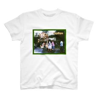 メキシコ:チャプルテペック公園の風車売り Mexico: Chapultepec T-shirts