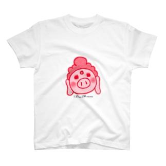 ブッタバナさん T-shirts