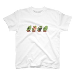 コスプレサボテン Tシャツ T-shirts