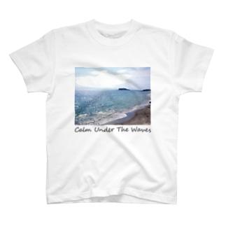 七里ヶ浜 Tシャツ T-shirts