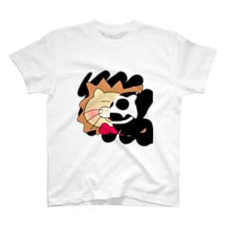 レントゲンライオンくん T-shirts