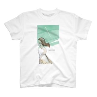 Barrelrollのsummer T-shirts