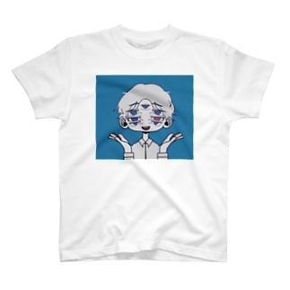 マナブ T-shirts