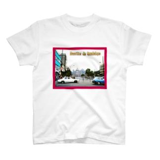 メキシコ:グアダルーペの風景写真 Mexico: Basílica de Guadalupe T-shirts