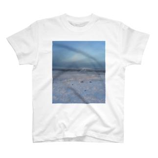 世界の風景:Arctic3 T-shirts