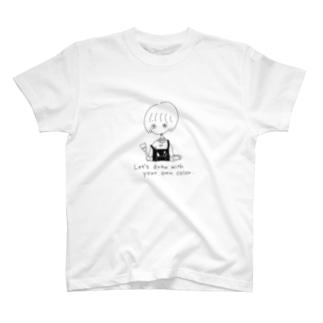 drawちゃん T-shirts