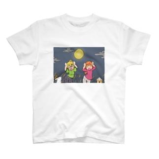 【アクシズ】十五夜ダンセン! T-shirts