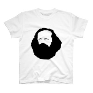 管理人さんのマルクス×Tシャツ×B T-shirts
