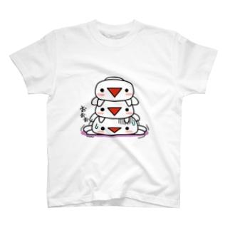 三段みつぞう T-shirts