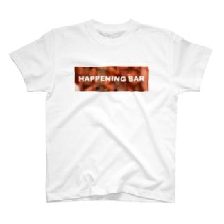 HAPPENING BAR グラフィッス T-shirts