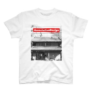 ASSOCIATION DESIGN T-shirts
