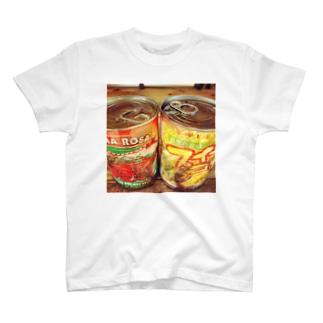 サビペイント 缶詰! オシムラ T-shirts
