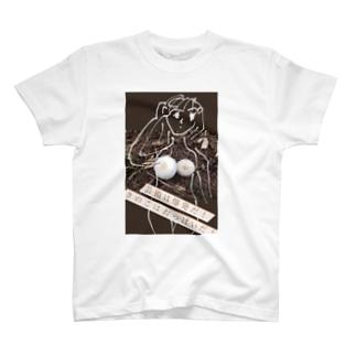 おっぱいきのこ T-shirts
