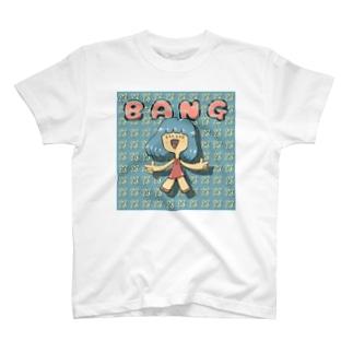 バンする女子 T-shirts