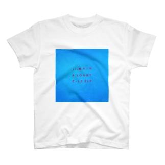 【LE ZIP】ホワイト T-shirts