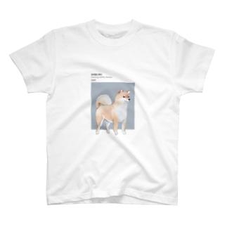 柴犬 ID T-shirts