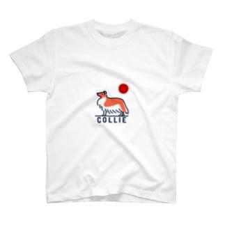 コリー T-shirts