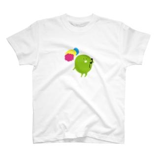 mame でんわする T-shirts