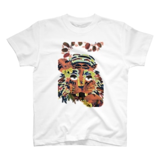 ねぼけとら T-shirts