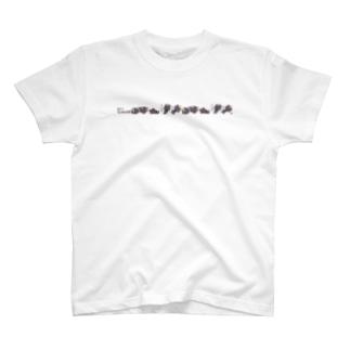 オサネコのモヒ的な日常 T-shirts