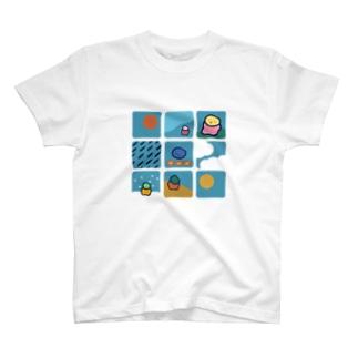 ︵︵︵'' T-shirts