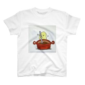 ひよこ丸 T-shirts