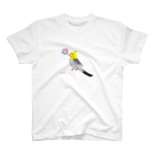 Parafamilyのニコさんちのををりちゃん T-shirts