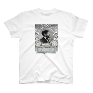 音楽と鳥舎のDebussy's Corner T-Shirt