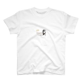 Wolf T-Shirt Heauman League T-shirts