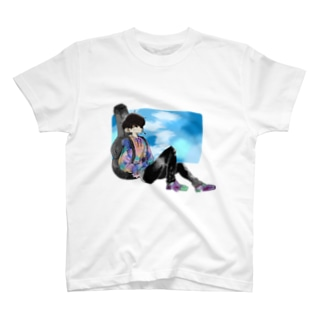 道草くうだけ T-shirts