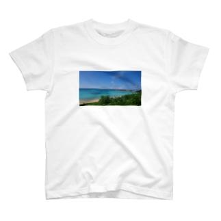 波照間ブルー1 T-shirts