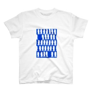 イカの天日干しTシャツ T-shirts