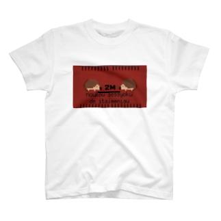 ヤマアラシのディスタンス T-shirts