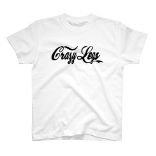 CRAZY LEGS T-shirts