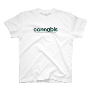 カンナビス T-Shirt