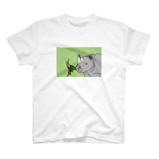 クロサイさん T-shirts